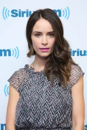 Abigail Spencer - SiriusXM Studios in New York City - June 2014