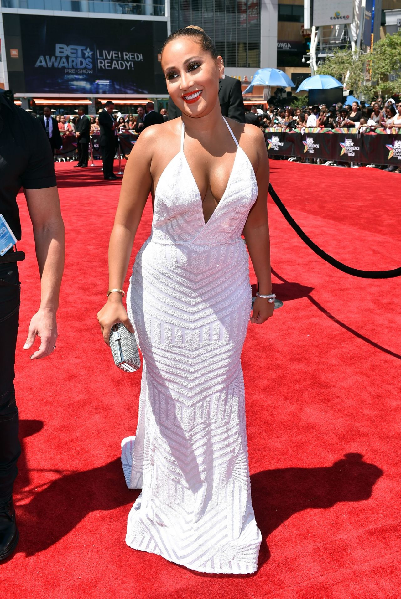 Adrienne Bailon – 2014 BET Awards in Los Angeles
