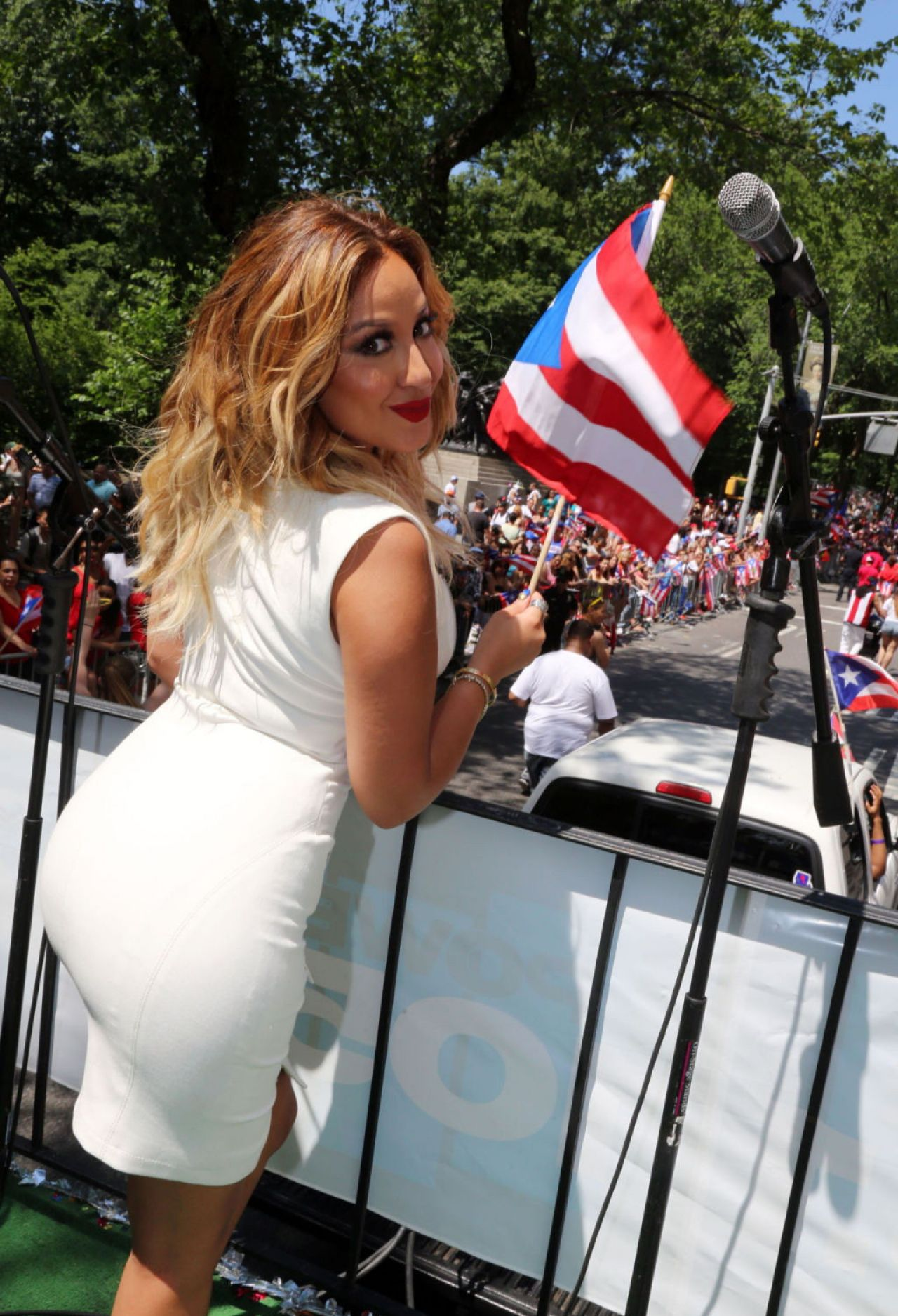 Adrienne Bailon - 2014 Puerto Rican Day Parade In New York -7978
