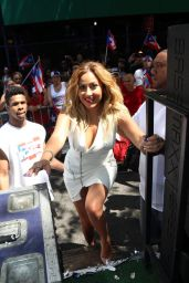 Adrienne Bailon - 2014 Puerto Rican Day Parade in New York City