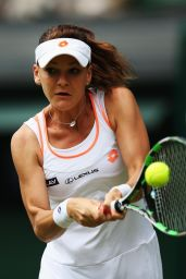 Agnieszka Radwanska – Wimbledon Tennis Championships 2014 – 2nd Round