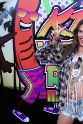 Alessandra Ambrosio - 2014 KROQ Weenie Roast in Irvine