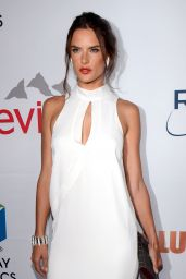 Alessandra Ambrosio at Pathway To The Cure For Breast Cancer Event in Santa Monica - June 2014
