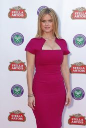 Alice Eve - Stella Artois Wimbledon 2014 Launch Party in London
