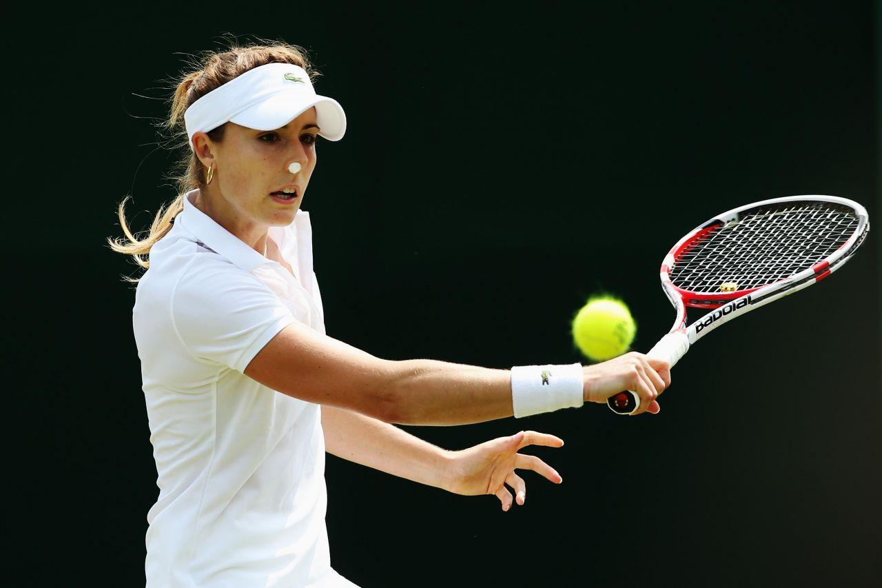 Alize Cornet – Wimbledon Tennis Championships 2014 – 1st Round