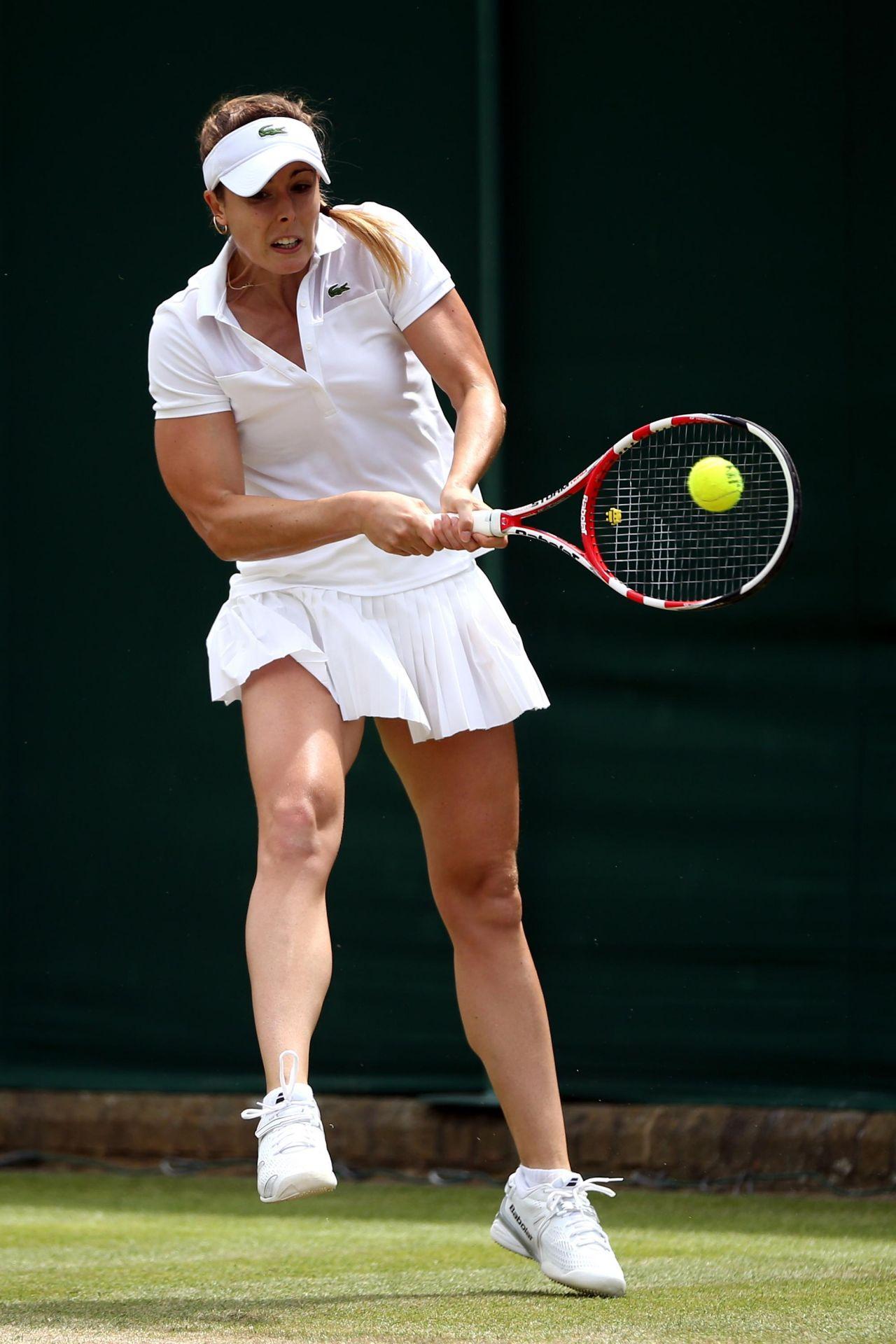 Alize Cornet – Wimbledon Tennis Championships 2014 – 2nd Round