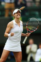 Alize Cornet – Wimbledon Tennis Championships 2014 – 3rd Round