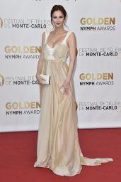 Alyssa Campanella - 2014 Monte Carlo TV Festival Closing Ceremony