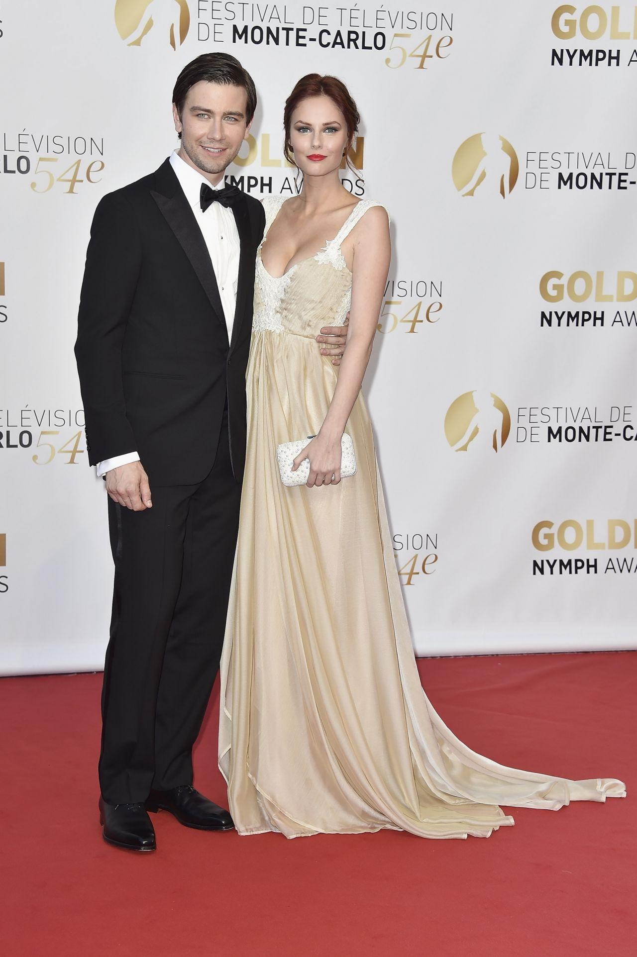Kim Matula - 2014 Monte Carlo TV Festival • CelebMafia