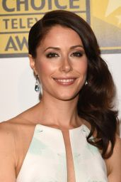 Amanda Crew – 2014 Critics Choice Television Awards in Beverly Hills