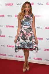 Amanda Holden & Alesha Dixon - 2014 Glamour Of The Year Awards in London