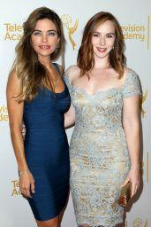 Amelia Heinle – Daytime Emmy Nominee Reception – June 2014