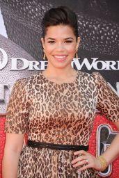 America Ferrera – 'How To Train Your Dragon 2′ Premiere in Los Angeles