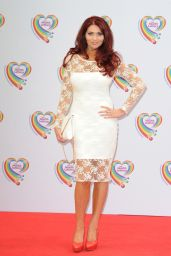 Amy Childs - 2014 Health Lottery Tea Party in London