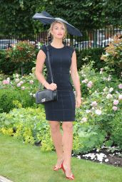 Amy Willerton at Day 4 of Royal Ascot at Ascot Racecourse - June 2014
