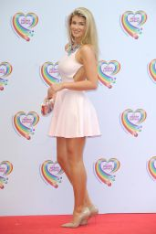 Amy Willerton at Health Lottery Tea Party in London - June 2014