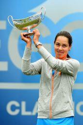 Ana Ivanovic – 2014 Aegon Classic Tournament - Final