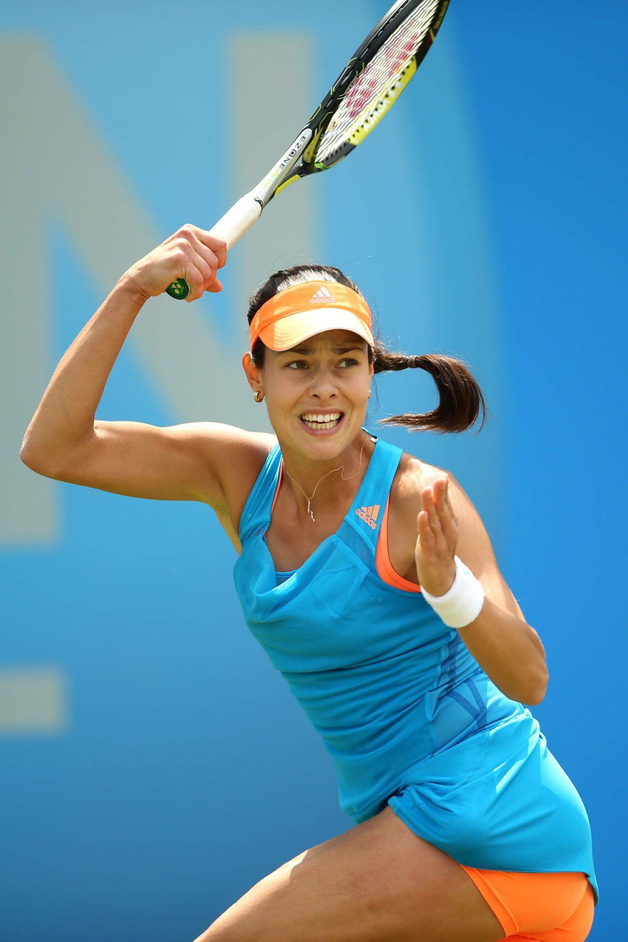 Ana Ivanovic – 2014 Aegon Classic Tournament Semifinal