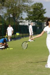 Ana Ivanovic at Approach London Tennis Classic - June 2014