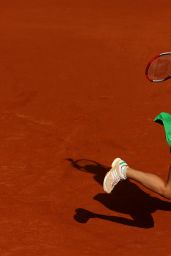 Andrea Petkovic – 2014 French Open at Roland Garros – Quarterfinals