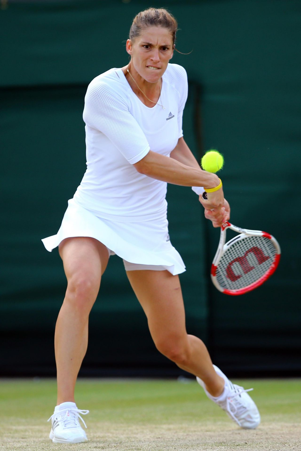 Andrea Petkovic – Wimbledon Tennis Championships 2014 – 3rd Round