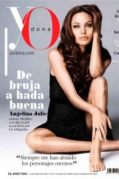 Angelina Jolie - YoDona Magazine May 2014 Cover