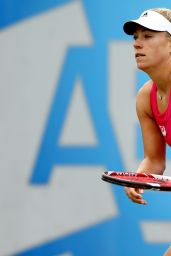 Angelique Kerber – 2014 Aegon International at Devonshire Park in Eastbourne – Day Three