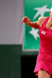 Angelique Kerber – 2014 French Open at Roland Garros – 4th Round
