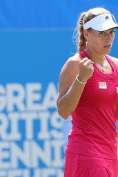 Angelique Kerber – Aegon International 2014 at Devonshire Park in Eastbourne – Semifinals