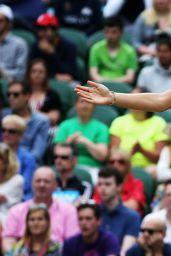 Angelique Kerber – Wimbledon Tennis Championships 2014 – 2nd Round