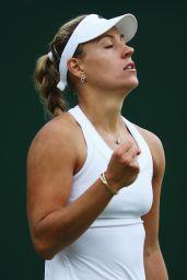 Angelique Kerber – Wimbledon Tennis Championships 2014 – 3rd Round