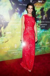 Angie Harmon - 2014 Fragrance Foundation Awards