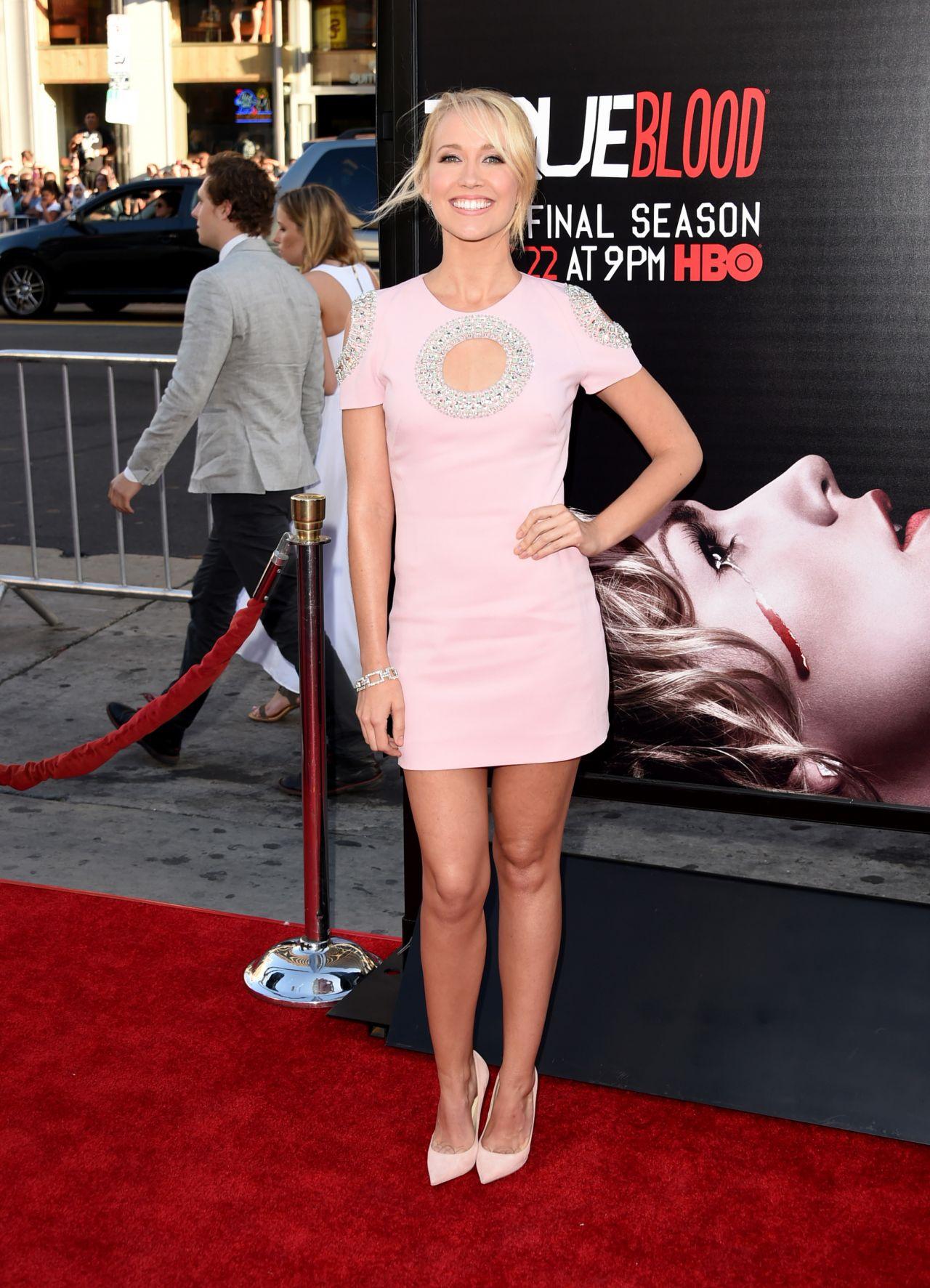 Anna Camp True Blood Tv Series Season 7 Premiere