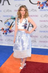 Anna Chlumsky - 2014 CFDA Fashion Awards in NYC