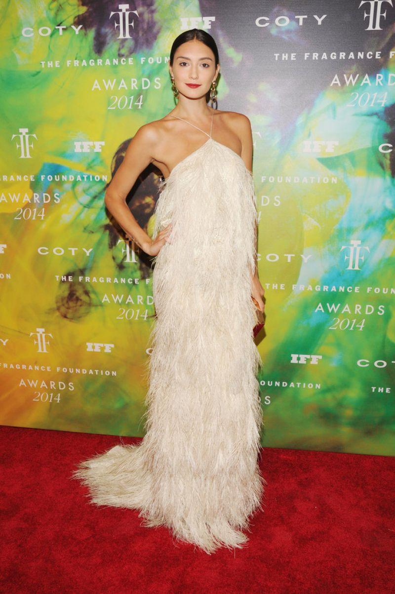 Anna Schilling - 2014 Fragrance Foundation Awards