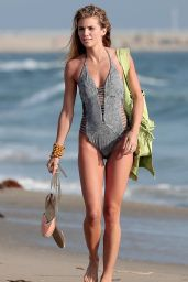 AnnaLynne McCord in a Swimsuit in Los Angeles - June 2014