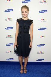 AnnaSophia Robb - Samsung Hope For Children Gala 2014 in New York City