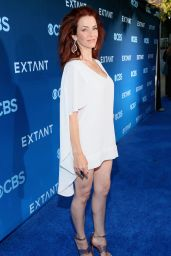 Annie Wersching – 'Extant' Premiere in Los Angeles