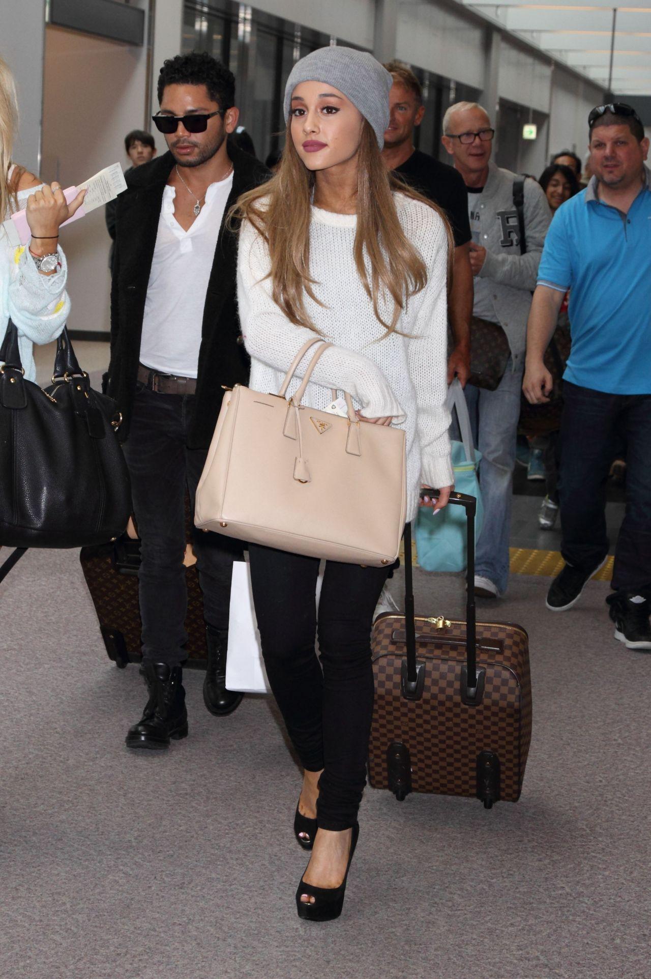 Ariana Grande Casual Style 2014 | www.pixshark.com ...