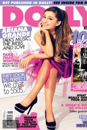 Ariana Grande - DOLLY Magazine June 2014 Issue