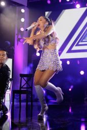 Ariana Grande Performs at iHeartRadio Ultimate Pool Party in Miami Beach - June 2014