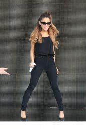 Ariana Grande Rehearsing for the MuchMusic Video Awards in Toronto - June 2014