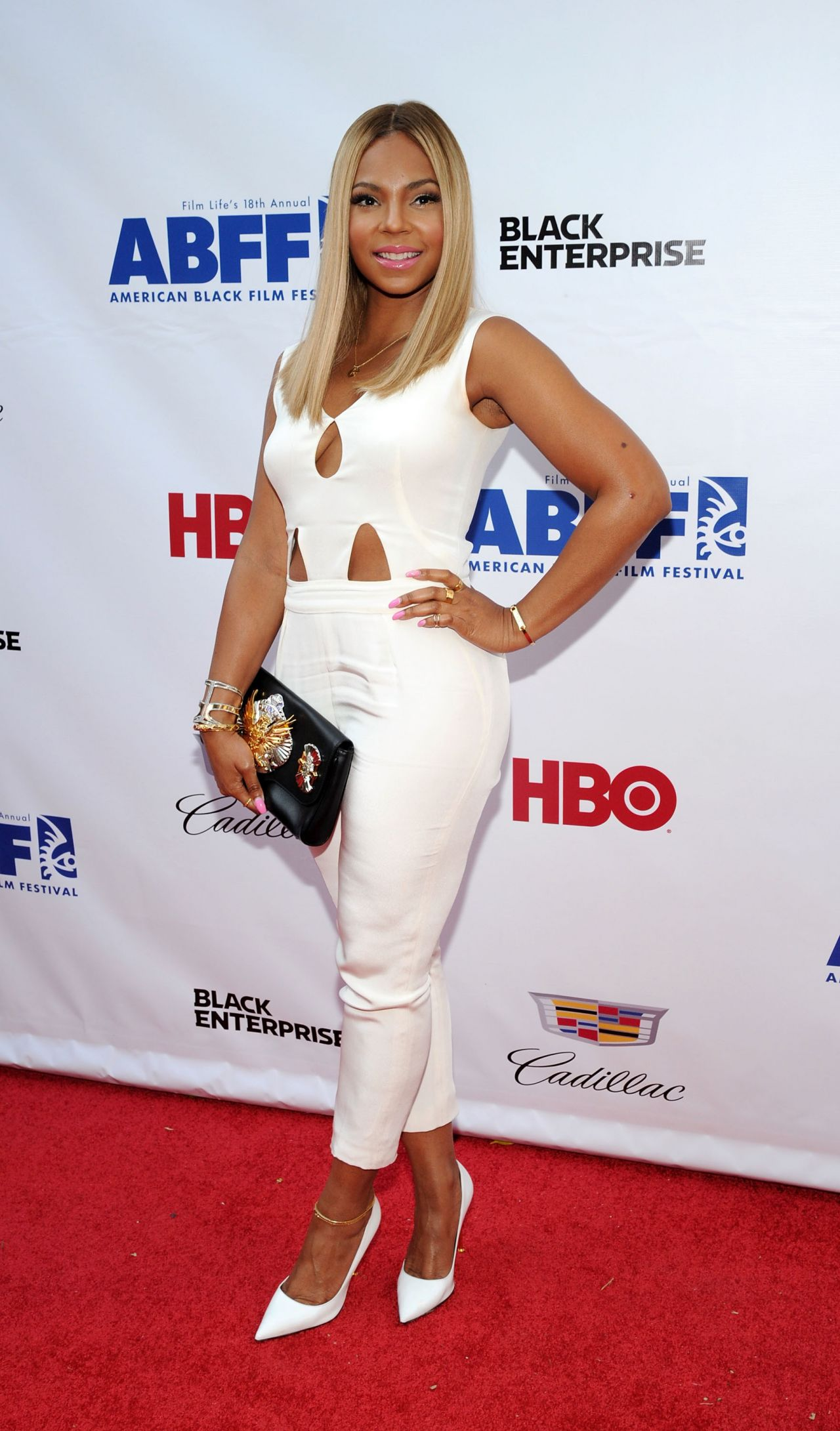 Ashanti Think Like A Man Too Premiere In New York City