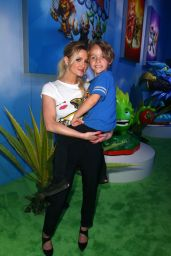 Ashlee Simpson - Skylanders Trap Team Activision Booth - 2014 E3 in Los Angeles