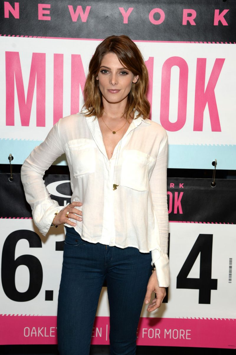 Ashley Greene - Meet & Greet at Oakley