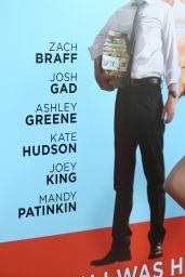 Ashley Greene – 'Wish I Was Here' Premiere in Los Angeles
