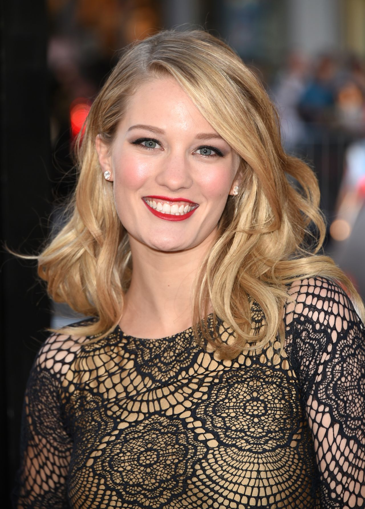 Ashley Hinshaw – 'True Blood' TV Series Season 7 Premiere