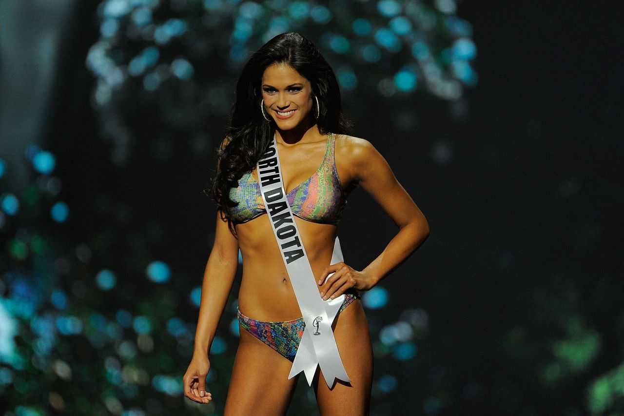 Audra Mari (North Dakota) - Miss USA Preliminary Competition - June 2014