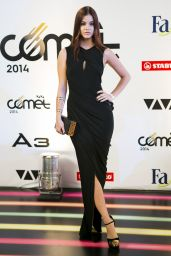 Barbara Palvin - Viva Comet Awards 2014 in Budapest, Hungary
