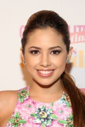 Becky G - 2014 Cosmopolitan Fun Fearless Latina Awards